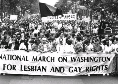 Gay and Lesbian Rights Gallup Historical Trends